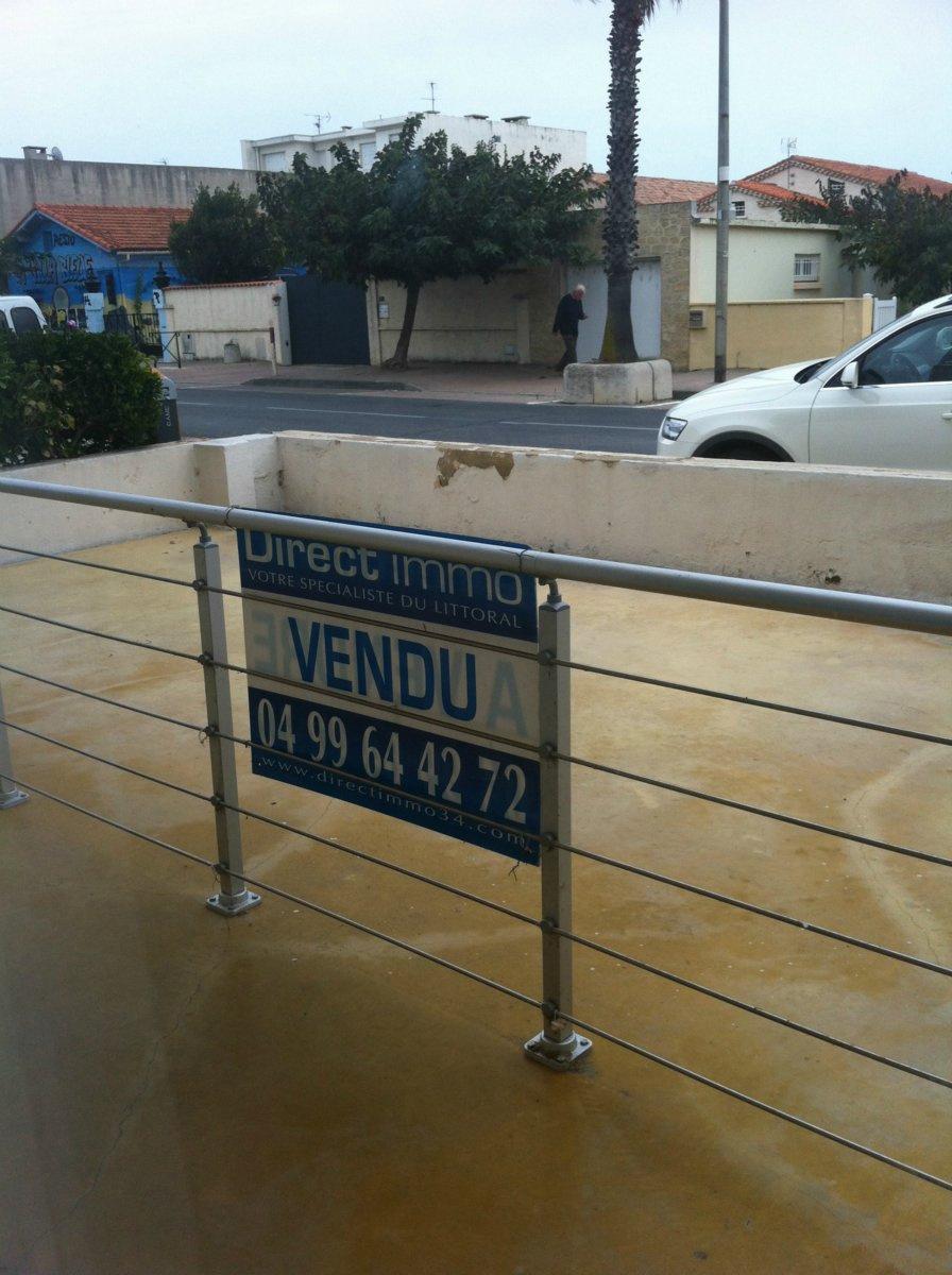 Vente palavas f2 neuf de plain pied avec garage et parking for Prix plain pied neuf